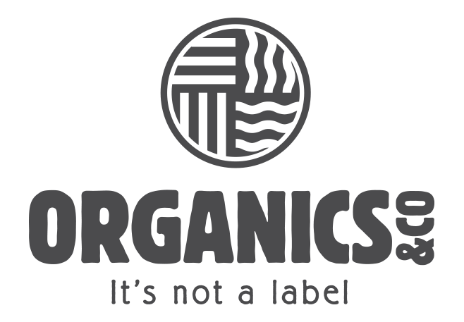 It's not a label. Tienda de ropa orgánica.