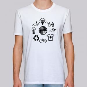 camiseta-ecologica-hombre-blanca-slowlife