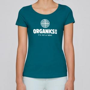 camiseta-ecologica-mujer-azul-logo