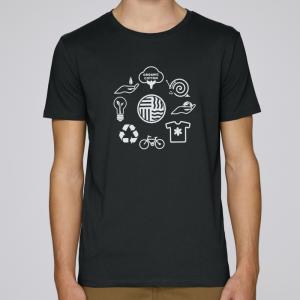 camiseta-ecologica-hombre-negra-lifestyle