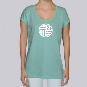 camiseta-ecologica-mujer-verde-elements