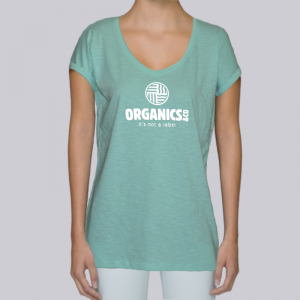 camiseta-ecologica-mujer-verde-logo