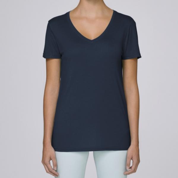 camiseta-modal-mujer-marino-lisa
