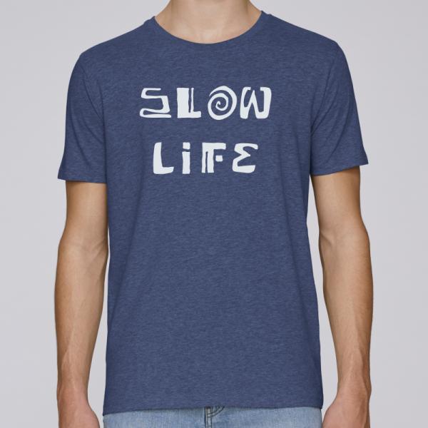 camiseta-ecologica-hombre-azul-slowlife