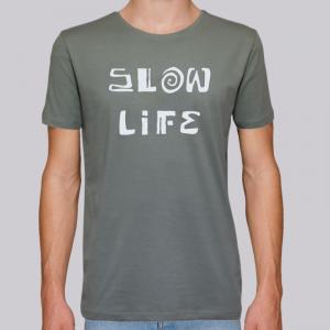 camiseta-ecologica-hombre-verde-slowlife