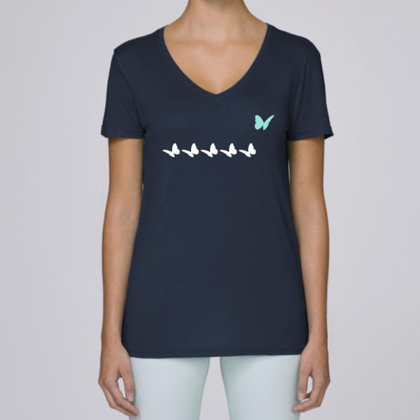 camiseta-modal-mujer-marino-mariposa