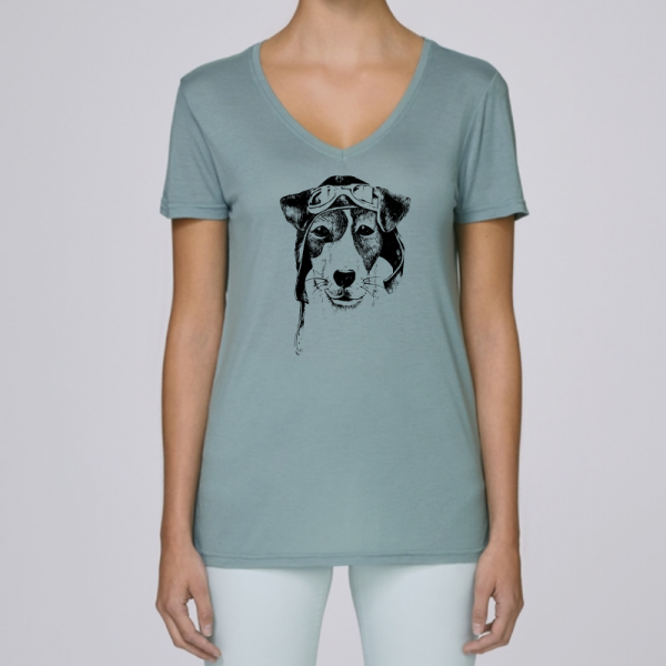 camiseta-modal-mujer-azul-perro