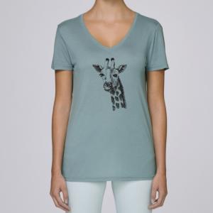 camiseta-modal-mujer-azul-jirafa