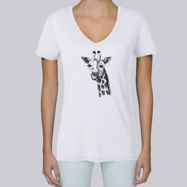 camiseta-modal-mujer-blanca-jirafa