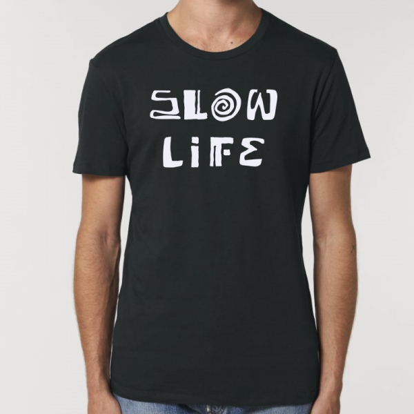 camiseta-ecologica-entallada-negra-slowlife